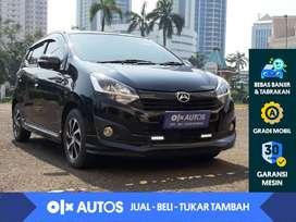 [OLX Autos] Daihatsu Ayla 1.2 R A/T 2018 Hitam