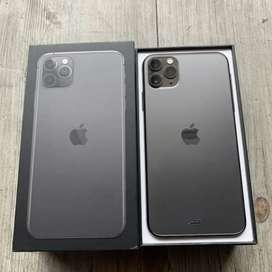 IPhone 11 PROMAX 256GB IBOX ON GARANSI SEPT 2021 BH 96