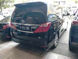 Alphard G 2.4 ATPM tahun 2014 Toyota Alphard matic