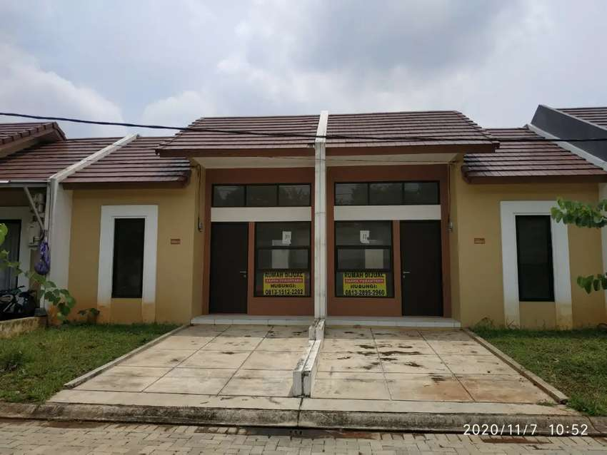 Jual Rumah Siap Huni 36/72 Puspiptek Serpong 0