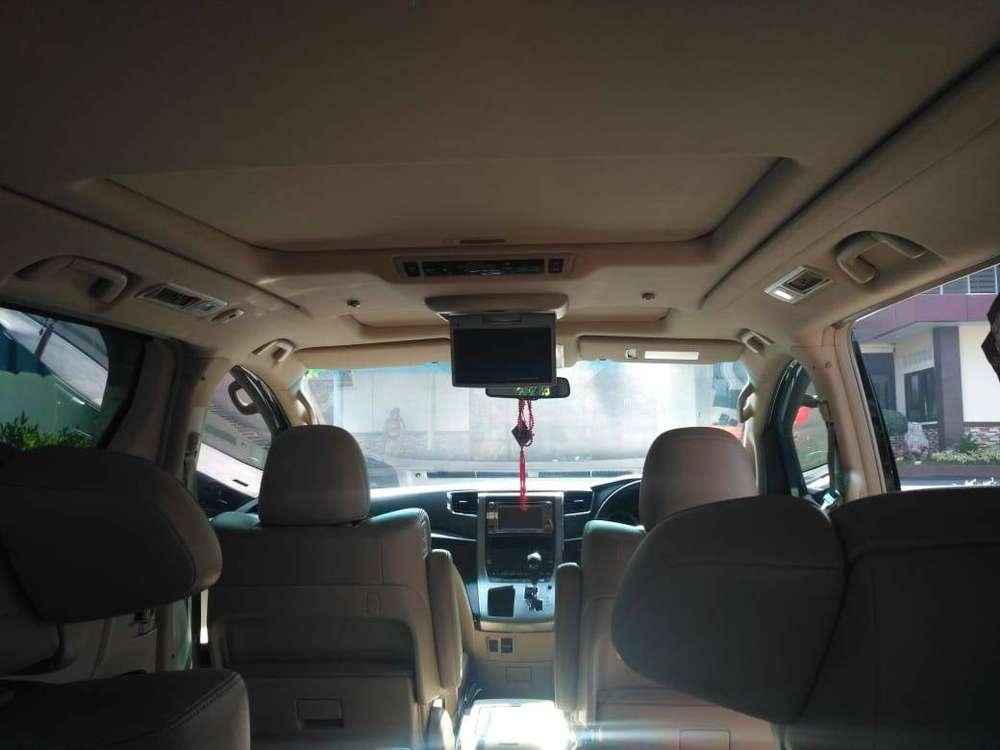 Toyota Alphard 2.4G Ciomas 465 Juta #26