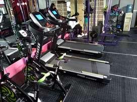 Home Gym,Treadmiill Elektrik,Statis Bike Dll (Dlife Fitness Store)