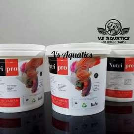 Nutri Pro Ornamental Fish Food