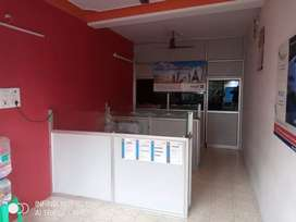 Office space for rent at 1st floor opp to dhanunjaya luxury hotel