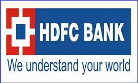 Job vacancy available for HDFC BANK
