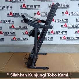Alat Fitness Treadmill Electrik MG/858 - Kunjungi Toko Kami