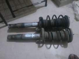 bmw 7 series front shock absorber