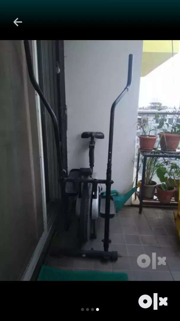 Hercules Elliptical with Cycle for sale 0