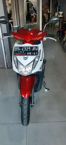Dijual motor honda beat 110 f1 mrh pth thn 2016,harga bisa nego.