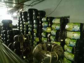 Pvc & HDPE pipe operater