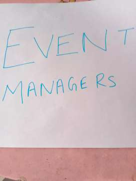 female employees for event management required
