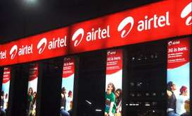 Airtel process urgent Job openings for 10th pass/12th/ Graduate