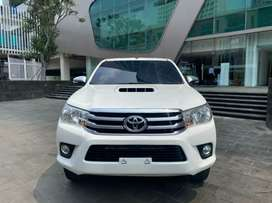 Toyota Hilux V 4x4 2016 (Double Cabin)