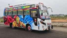 Mini bus and mini coach rental service