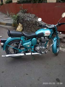 Royal Enfield 500cc 2012