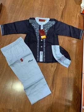 Baju Koko Anak Usia 2-3 tahun