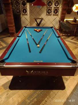 50% Discount (New Brand) Pool Table