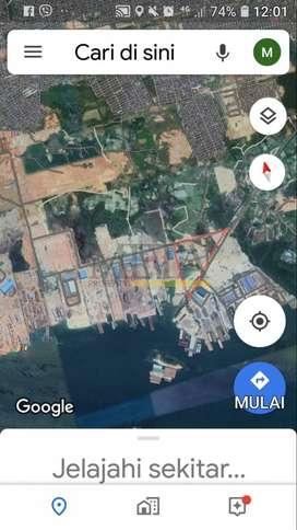 LAHAN INDUSTRI SHIPYARD DAPUR 12 SAGULUNG (NEGO SAMPAI JADI)
