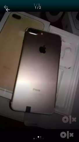 Apple iPhone 7 plus 128gb brand new sealed pack 100 percent original