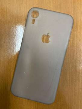 Case softcase Iphone Xr