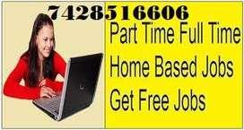 • Internet Base Work As Part Time • Part Time Jobs –Online Tourism Pro