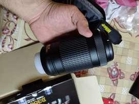 Nikon D3500 excellent condition in warranty