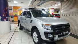 Ford Ranger Wildtrak 2.2 AT Double Cabin 4x4 Tahun 2014