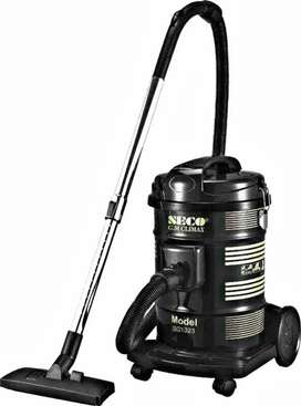 Seco vacuum cleaners
