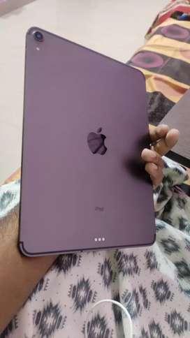 Ipad pro 11 inch 256gb wifi+cellular