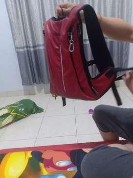 Tas untuk naik motor(biker)/bersepeda