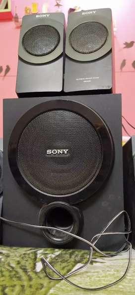 Sony 6.1 speaker