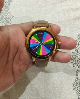 Fossil QVenture Women's Smartwatch (Gold Colour)