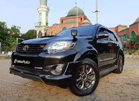 Toyota Fortuner TRD VNT AT 2014