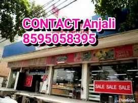 Urgent hiring in shopping mall for Freshers candidate