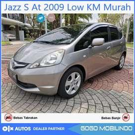 [DP28jt] Honda Jazz S At 2009 Low KM Bisa Kredit