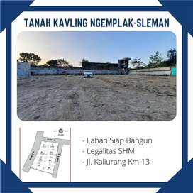 Tanah Cluster Area Jalan Kaliurang Jalan Aspal 8 Meter