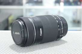 Lensa Canon 55-250mm IS STM