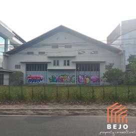 Dijual Gudang/Bangunan usaha lokasi komersil Jl Magelang