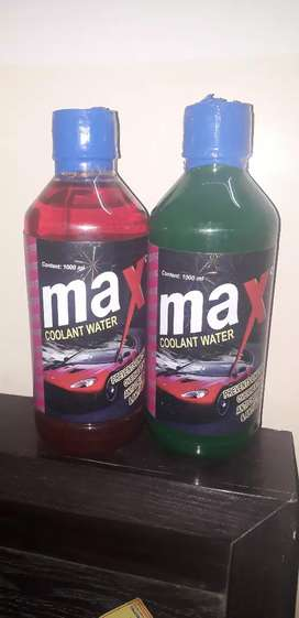 Max Coolant Water
