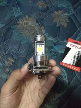 lampu H4 arus DC edisi kelebihan beli