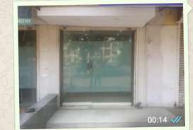 Road front shop for sale proximity length 43ft width 10ft height 10ft