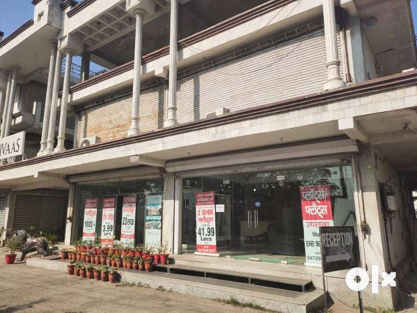 Office for Rent in Rishikesh, HDA Approved, Ample Parking Space 0