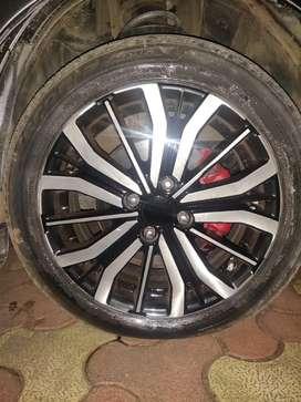 "Honda City 2017 Alloy Wheels 16"""