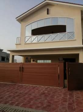 1st floor furnished portion for rent in DHA 2