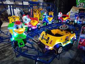 kereta panggung murah asli mainan eskavator DSY