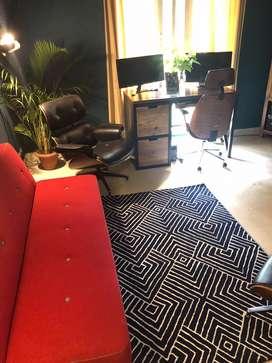 Geomtric pattern Carpet
