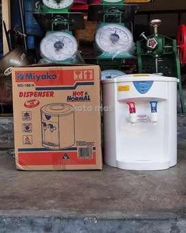 Water Dispenser Hot dan Normal Miyako WD186H Murah Baru Bagus