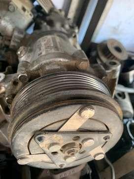 Compressor for vento polo rapid