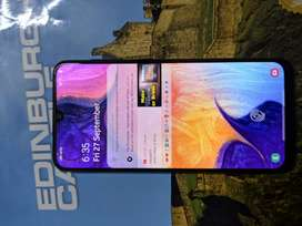 Samsung galaxy A50 3 months old sell at 13000