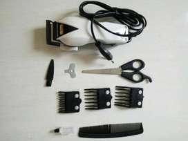 Alat Salon Pria Rambut Potong Lengkap Mesin Pemotong Hair Hairclipper